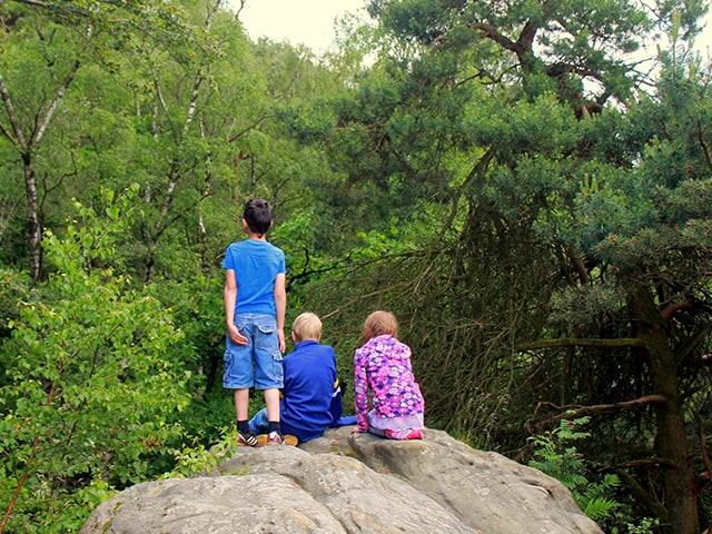 Sozialpädagogische Familien Thalmann Angebote Kinder
