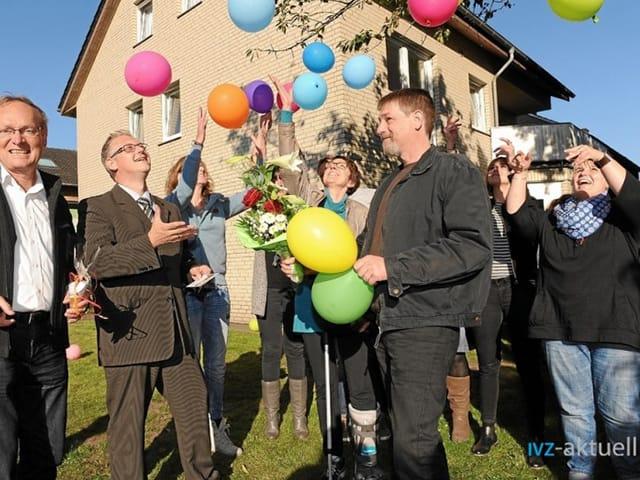spf Thalmann Bevergern Feier, Eröffnungsfeier