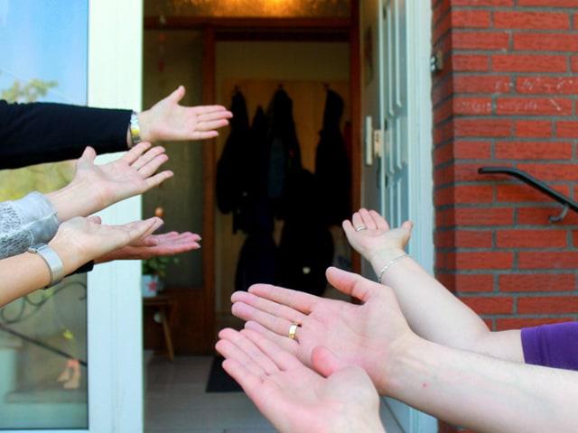 Sozialpädagogische Familien Thalmann - Freie Plätze, willkommen