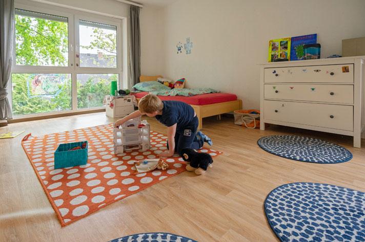 Wohngruppe Bevergern Kinderzimmer