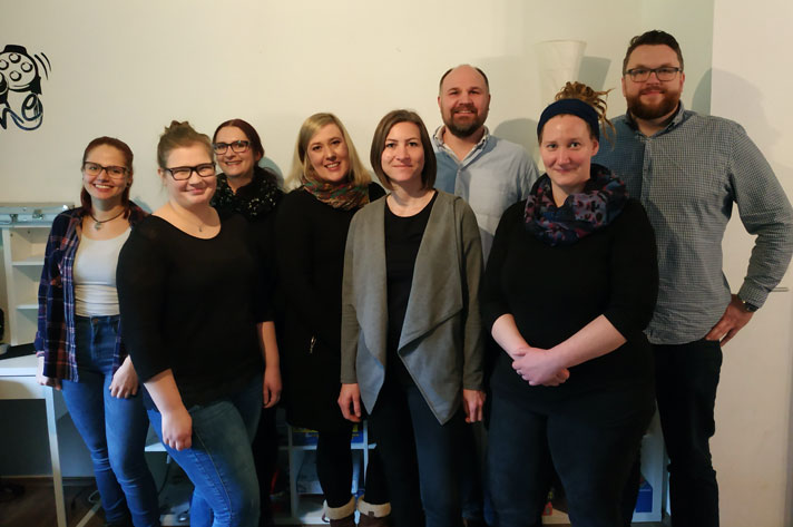 Wohngruppe Laggenbeck Team