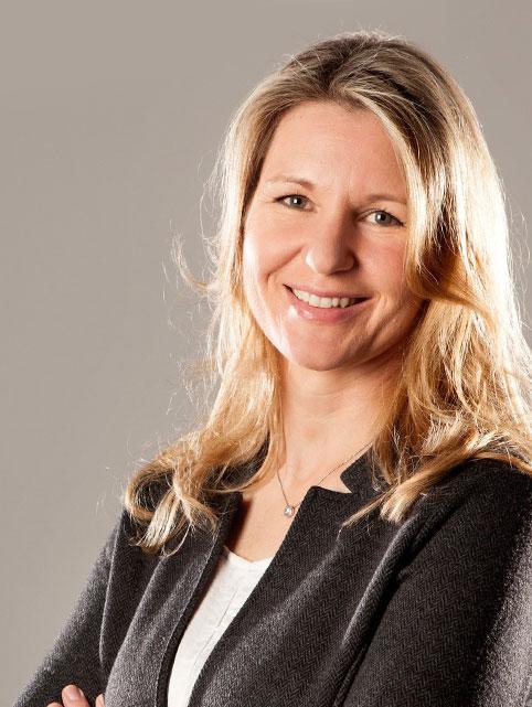 Frau Stefanie Pag, sozialpädagogische Familien Thalmann