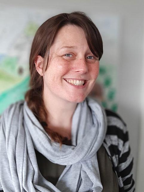 Frau Melanie Runge, Sozialpädagogische Familien Thalmann, Erzieherin